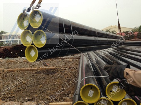 welded steel pipes 219.0 x 6.35mm x 6m