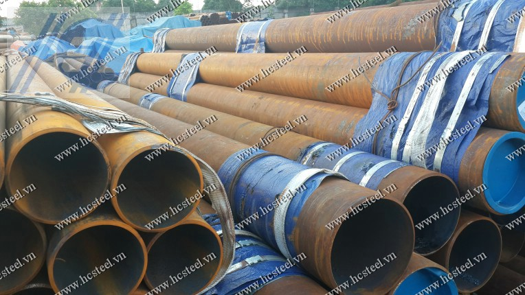 Seamless steel pipes 325 x 9.27 mm x 6m