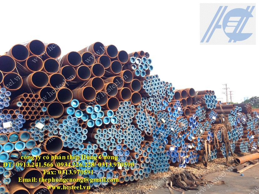 steel pipes 219 X 8.18mm X 6m