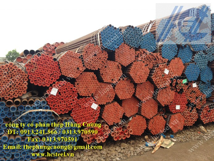 Seamless steel pipes 60 x 6mm x 6m