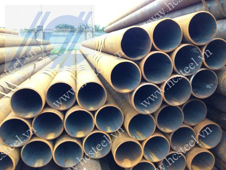 Seamless steel pipes 133 x 5mm x 6m
